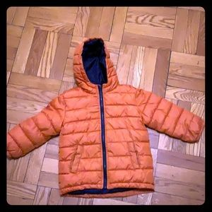 Winter coat 4t